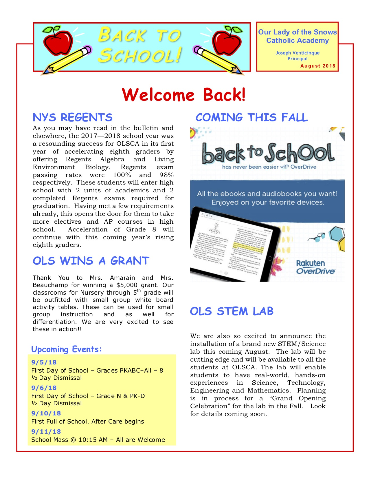 Welcome-back-newsletter-august-2018 Teacher Welcome Letter To Parents Template on teacher welcome template, teacher introduction template, teacher homework template, teacher supply list template, teacher calendar template, teacher conference template, teacher seating chart template, teacher about me template, teacher application template, teacher grading template, teacher brochure template, meet the teacher template, teacher newsletter template, teacher curriculum template, teacher contract template, teacher schedule template, teacher handouts template,